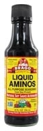 Bragg - All Natural Liquid Aminos All Purpose Seasoning - 10 oz. (074305000102)