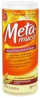 Metamucil - MultiHealth Fiber Original Smooth - 15 oz. by Metamucil