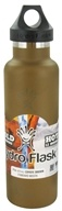 Hydro Flask - Stainless Steel Water Bottle Vacuum Insulated Standard Mouth Coyote Brown - 21 oz.