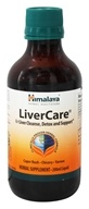 Himalaya Herbal Healthcare - LiverCare for Liver Cleanse, Detox and Support Liquid - 200 ml. (605069005319)