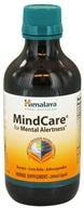 Image of Himalaya Herbal Healthcare - MindCare for Mental Alertness Liquid - 200 ml.