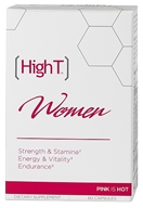 Image of High T - All Natural Libido Booster for Women - 60 Capsules