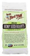 Bob's Red Mill - Hulled Hemp Seed - 12 oz.