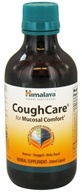 Image of Himalaya Herbal Healthcare - CoughCare for Mucosal Comfort Liquid - 200 ml. CLEARANCED PRICED