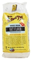 Bob's Red Mill - Whole Grain Oat Flour - 22 oz. - $3.25