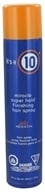 It's a 10 - Miracle Super Hold Finishing Hair Spray Plus Keratin - 10 oz., from category: Personal Care