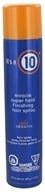 It's a 10 - Miracle Super Hold Finishing Hair Spray Plus Keratin - 10 oz.