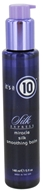 It's a 10 - Silk Express Miracle Silk Hair Smoothing Balm - 5 oz., from category: Personal Care