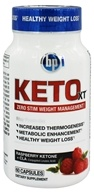 Image of BPI Sports - Keto-XT Zero Stim Weight Management - 60 Capsules