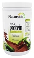 Naturade - Pea Protein Powder Chocolate - 16.5 oz. (079911026027)