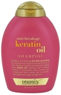 Organix - Shampoo Anti-Breakage Keratin Oil - 13 oz. (022796917515)