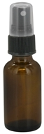 Wyndmere Naturals - Amber Glass Bottle with Mist Sprayer - 1 oz., from category: Aromatherapy