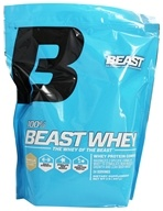Image of Beast Sports Nutrition - 100% Beast Whey Protein Vanilla - 2 lbs. CLEARANCED PRICED