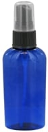 Wyndmere Naturals - Cobalt Blue Plastic Bottle with Mist Sprayer - 2 oz.
