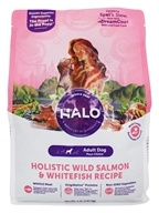 Halo Purely for Pets - Spot's Stew For Dogs Wild Salmon Recipe - 4 lbs. (745158360216)