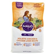 Halo Purely for Pets - Spot's Stew For Cats Wholesome Chicken Recipe - 3 lbs.