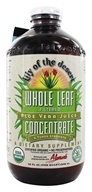 Lily Of The Desert - Organic Aloe Vera Juice Whole Leaf Concentrate - 32 oz. (026395850327)