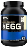 Optimum Nutrition - 100% Egg Gold Standard Protein Vanilla Custard - 2 lbs., from category: Sports Nutrition