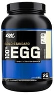 Optimum Nutrition - 100% Egg Gold Standard Protein Vanilla Custard - 2 lbs.