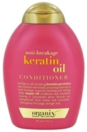 Image of Organix - Conditioner Anti-Breakage Keratin Oil - 13 oz.