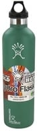 Image of Hydro Flask - Stainless Steel Water Bottle Vacuum Insulated Narrow Mouth Green Zen - 24 oz.