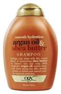 Organix - Shampoo Smooth Hydration Argan Oil & Shea Butter - 13 oz. by Organix