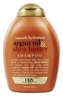 Image of Organix - Shampoo Smooth Hydration Argan Oil & Shea Butter - 13 oz.