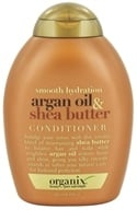 Organix - Conditioner Smooth Hydration Argan Oil & Shea Butter - 13 oz. (022796917928)