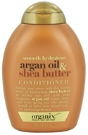 Image of Organix - Conditioner Smooth Hydration Argan Oil & Shea Butter - 13 oz.