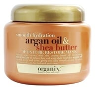 Organix - Moisture Restore Mask Smooth Hydration Argan Oil & Shea Butter - 8 oz.