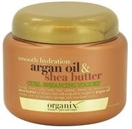 Organix - Curl Enhancing Yogurt Smooth Hydration Argan Oil & Shea Butter - 8 oz., from category: Personal Care