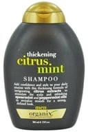 Image of Organix - Shampoo Thickening Citrus Mint For Men - 13 oz.