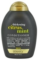 Organix - Conditioner Thickening Citrus Mint For Men - 13 oz. CLEARANCED PRICED