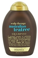 Organix - Shampoo Scalp Therapy Australian Tea Tree - 13 oz. (022796916815)