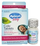Hylands - Colic Relief - 125 Tablet(s), from category: Homeopathy