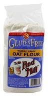 Image of Bob's Red Mill - Whole Grain Oat Flour Gluten Free - 22 oz.