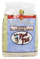 Bob's Red Mill - Quick Cooking Oats Gluten Free - 32 oz. (039978003768)
