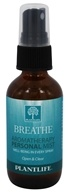 Plantlife Natural Body Care - Aromatherapy Personal Mist Breathe - 2 oz.