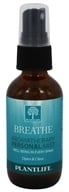 Plantlife Natural Body Care - Aromatherapy Personal Mist Breathe - 2 oz. by Plantlife Natural Body Care