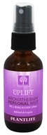 Plantlife Natural Body Care - Aromatherapy Personal Mist Uplift - 2 oz.