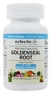 Raw Goldenseal Root - 100 Vegetarian Capsules