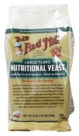 Bob's Red Mill - Large Flake Nutritional Food Yeast - 8 oz., from category: Nutritional Supplements