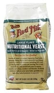 Bob's Red Mill - Large Flake Nutritional Food Yeast - 8 oz. (039978005465)