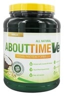 About Time - VE Vegan Protein Formula Vanilla - 2 lbs. - $29.99