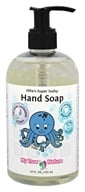 Image of My True Nature - Ollie's Super Sudsy Hand Soap Lavender - 12 oz.