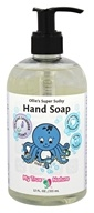 My True Nature - Ollie's Super Sudsy Hand Soap Lavender - 12 oz. (853530002446)