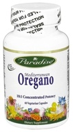 Paradise Herbs - Mediterranean Oregano - 60 Vegetarian Capsules, from category: Herbs