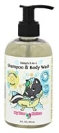 Image of My True Nature - Daisy's 2-In-1 Baby Shampoo & Body Wash Citrus - 8 oz.