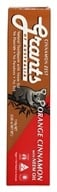 Image of Grants of Australia - Natural Toothpaste Orange Cinnamon with Neem Oil - 3.85 oz.