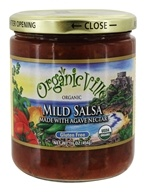 Organicville - Organic Mild Salsa - 16 oz., from category: Health Foods